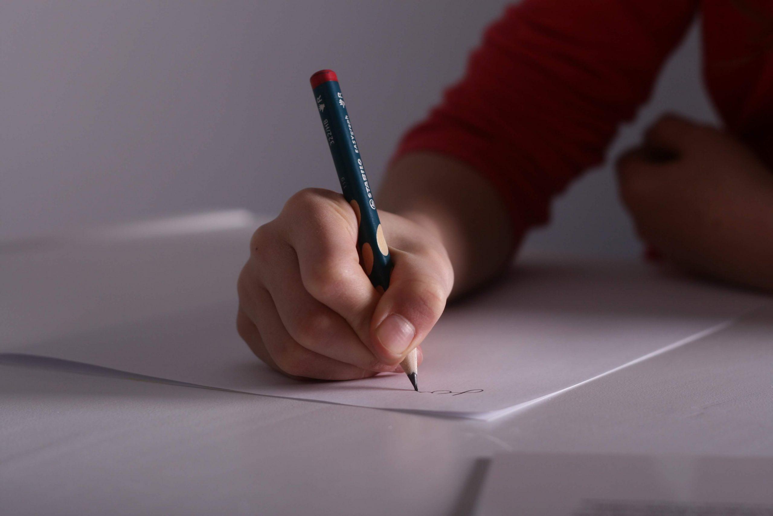 schrijfproblemen